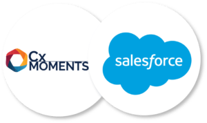 Integrate Salesforce with Cx Moments to gain valuable insights into your customer support conversations