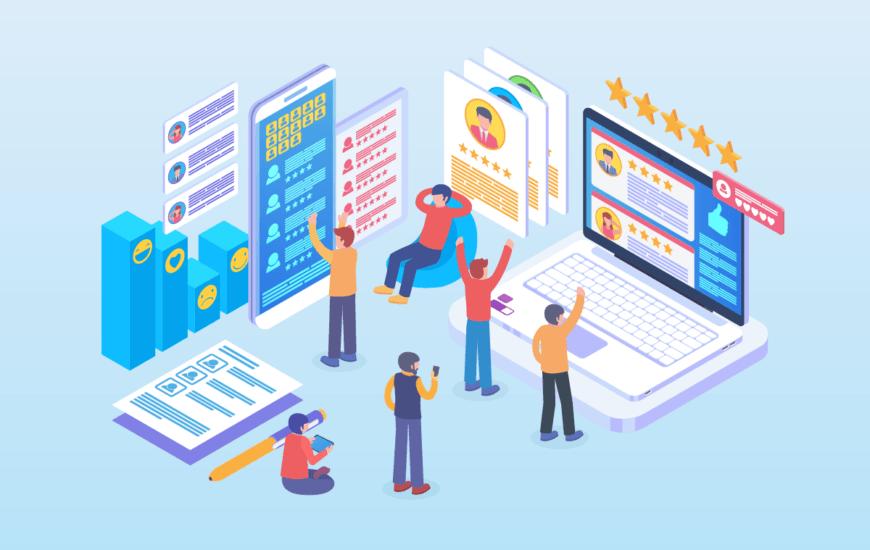 Using customer feedback to define product feedback